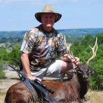 Sika Deer Hunting at Shonto Ranch in Kerrville, Texas